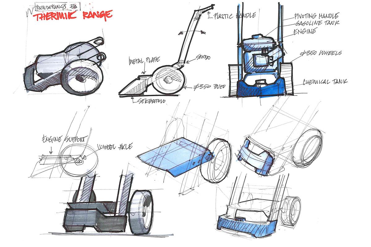 Designing di prodotti