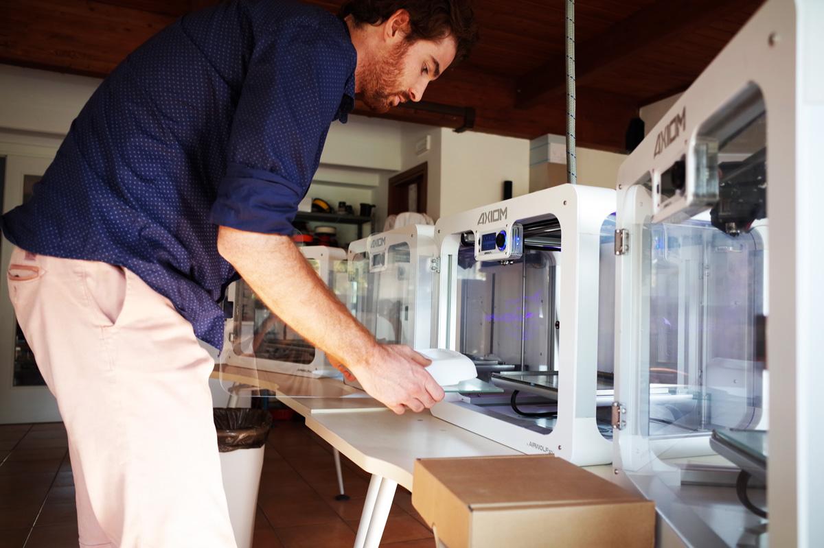 Prototipazione rapida e stampa 3D