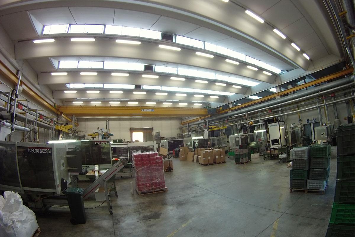 produzione stampi industriali